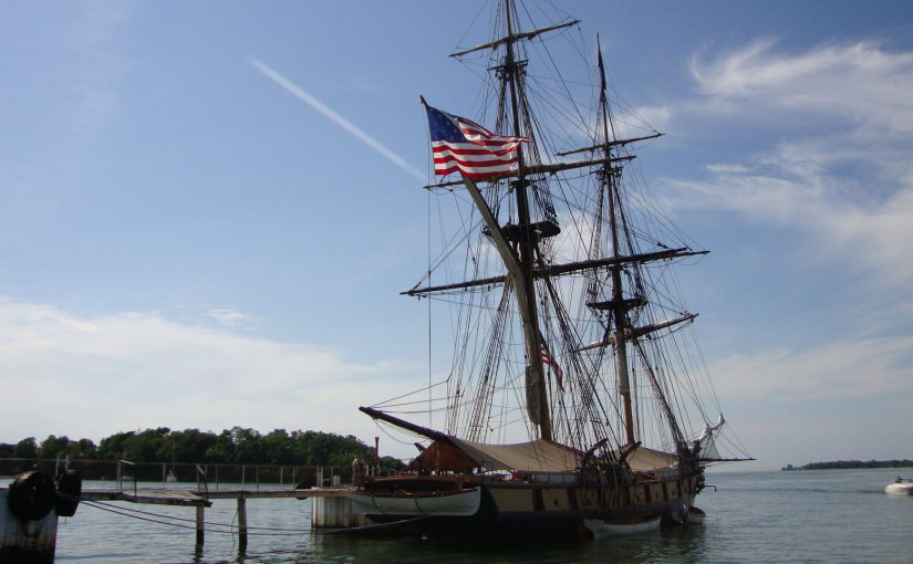 History – The Battle of Lake Erie