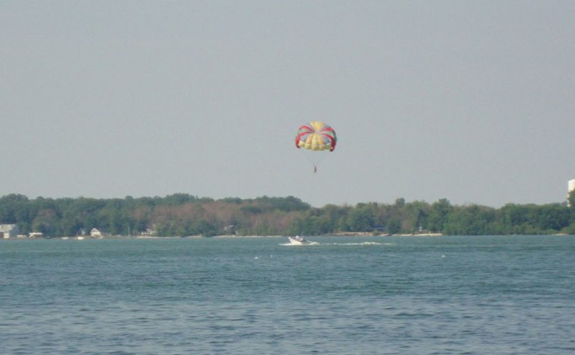 Top 5 Water Activities Put-in-Bay OH Summer 2017