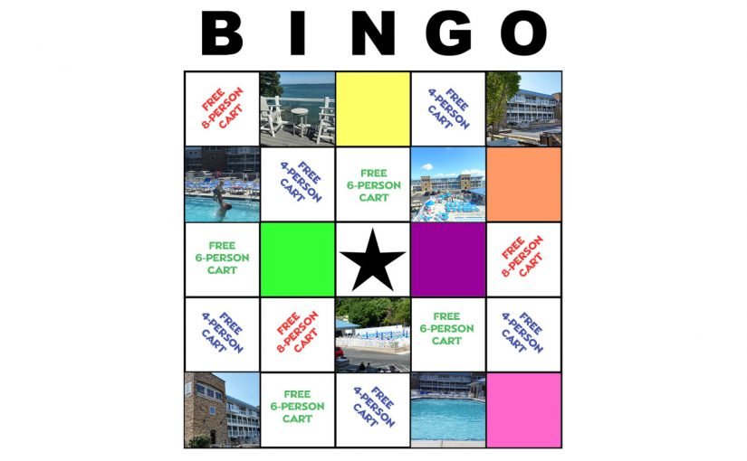Put-in-Bay Bingo