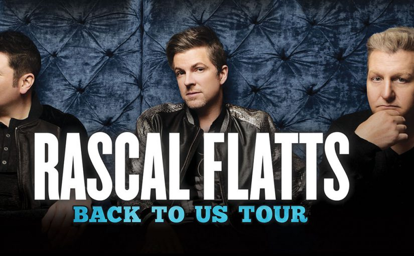 RASCAL FLATTS TO HEADLINE BASH ON THE BAY!