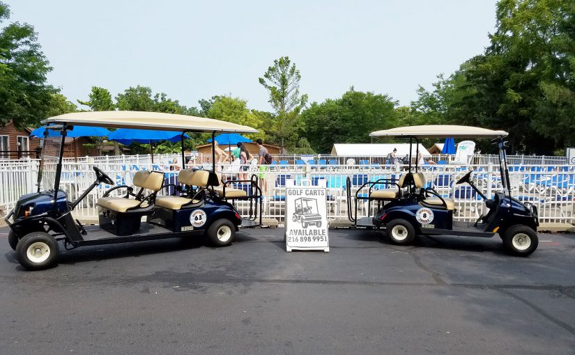 Put in Bay Golf Cart Rentals | A MUST!