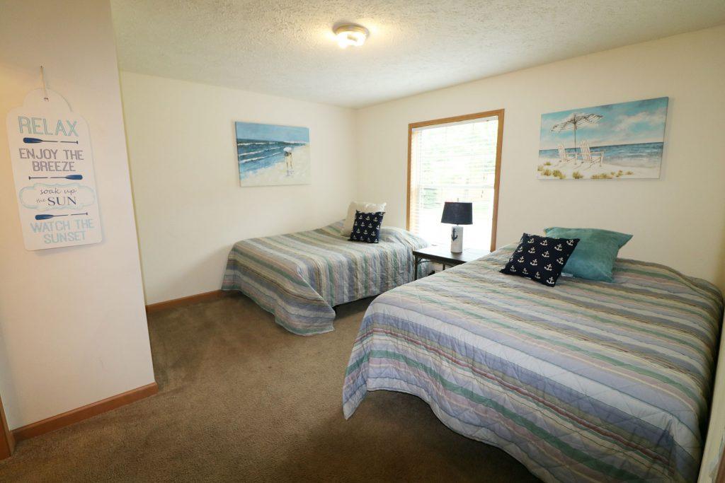 island club home double bedroom