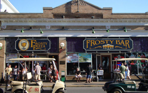 Frosty Bar Gifts Put In Bay