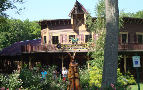 The Butterfly House Gift Shop Put In Bay