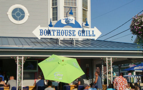 The Boathouse Bar and Grill Put In Bay