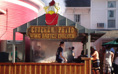 Chicken Patio