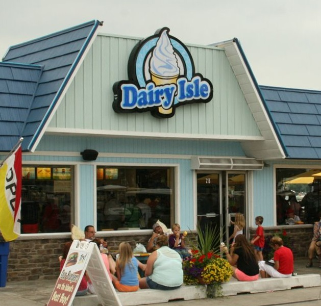 Dairy Isle Put In Bay