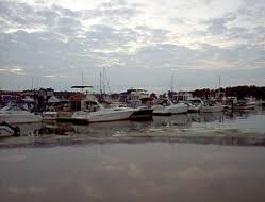 DeRivera Park B Dock
