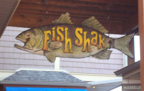 Fish Shak Put In Bay
