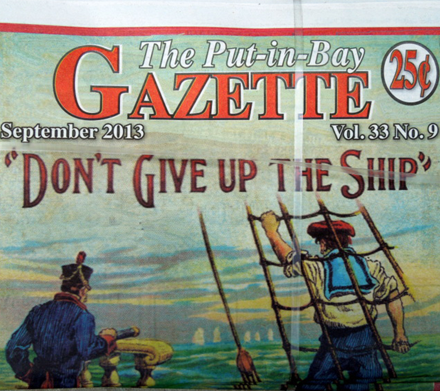 Put-in-Bay Gazette Put In Bay