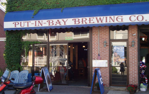 Put-in-Bay Brewery and Distillery