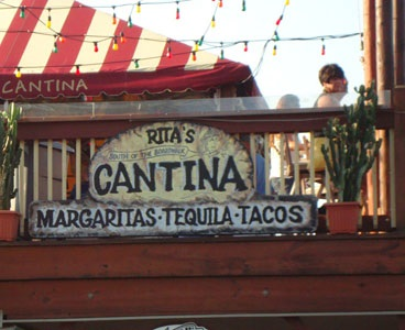Rita's Cantina Put In Bay