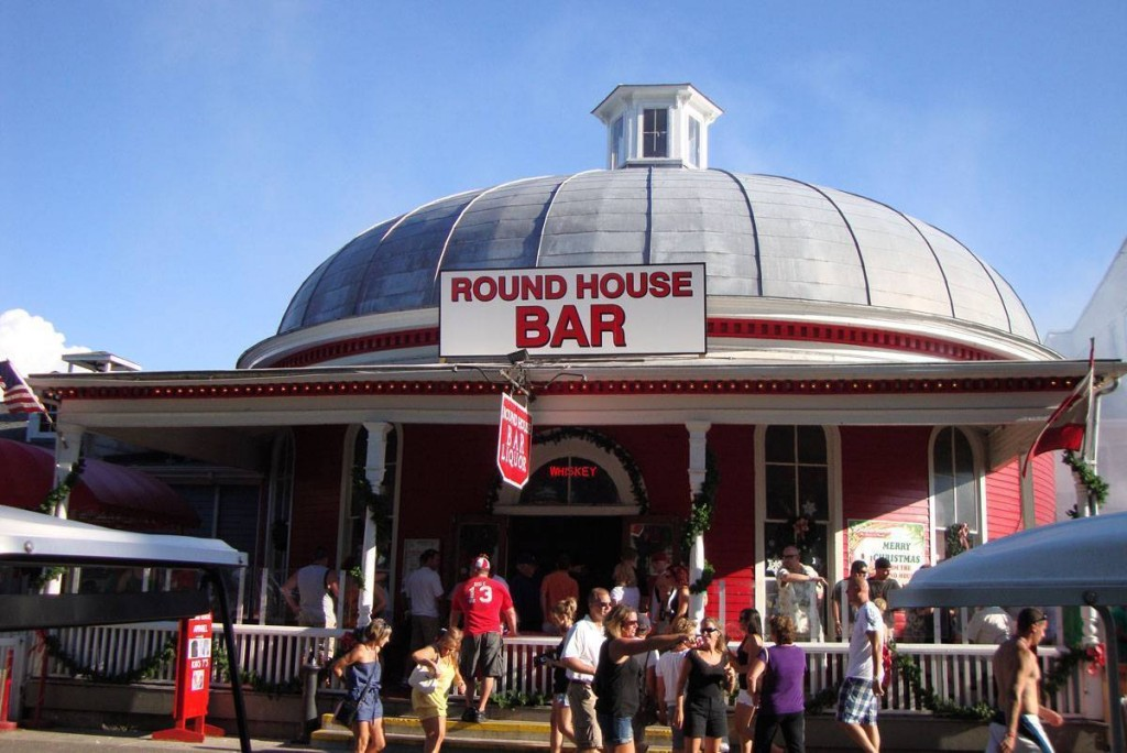 The Round House Bar Put In Bay