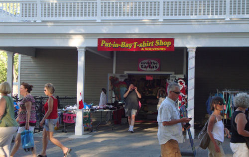 Put-in-Bay T-Shirt Company Put In Bay