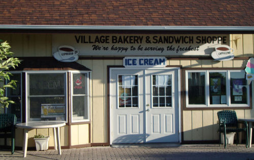 Village Bakery & Cafe Put In Bay