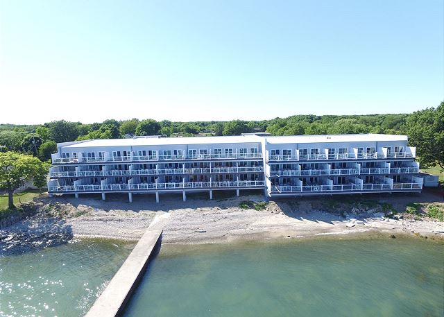 PUT-IN-BAY WATERFRONT CONDOS Put In Bay